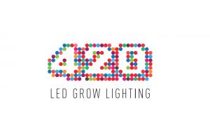420 LED grow lighting